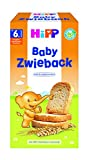 Hipp Knabberprodukte; Baby Zwieback, 6er Pack (6 x 100 g)