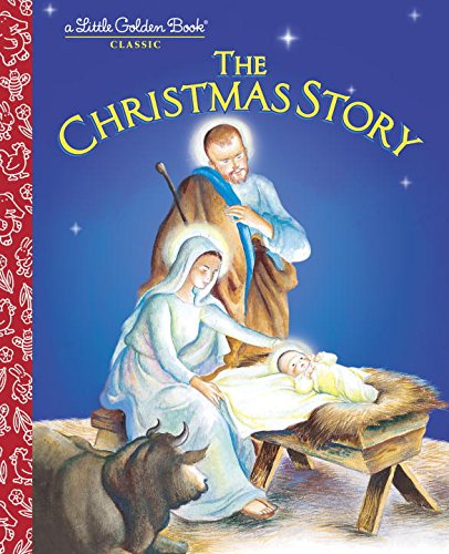 Christmas Story (Little Golden Book)