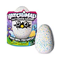 Hatchimals Glittering Garden Hatching Egg Shimmering Draggle by Spin Master