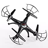 Beautyrain X5SW-1 Drohne mit Kamera Live-Video für Anfänger, Headless-Modus, 3D-Flips, einfach zu steuern