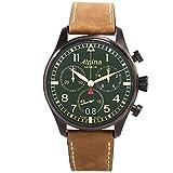 Alpina Reloj de cuarzo Man Startimer 44 mm