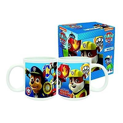 Paw Patrol Cacao Taza taza taza de café para niñas y niños de Garty
