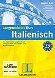Langenscheidt Kurs 1 Italienisch 5.0. Windows 7; Vista; XP; 2000: Der Kurs mit der Langenscheidt-Erfolgsmethode f�r Anf�nger und Wiedereinsteiger Bild