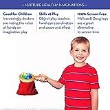 Melissa & Doug Deluxe Magic Set (Kids Magic Set, 10 Classic Tricks, Step-By-Step Instructions, 9.652 cm H x 35.814 cm W x 24.384 cm L)