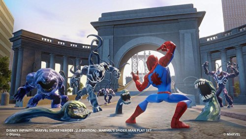 Disney Infinity 2.0: Marvel Super Heroes Playset Spider-Man – [alle Systeme] - 3