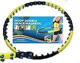Hula Hoop Magnetic (1620 Gramm - 110cm - JS-6001)