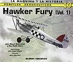 Hawker fury vol I; perfiles aeronauti...