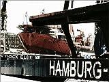 Poster 80 x 60 cm: Hamburg Hafen von Nestwick -