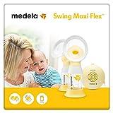 Medela Swing Maxi Flex 2-Phase Tiralatte Elettrico Doppio, 11 Livelli, Portatile