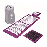 Kit d'acupression VITAL XL DELUXE SOFT - tapis XL + coussin...