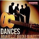 Aquarelle Guitar Quartet: Dances