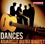 Aquarelle Guitar Quartet: Dances
