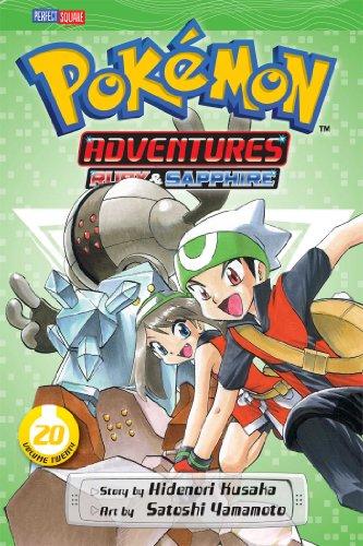 Pokemon adventures. Volume 20
