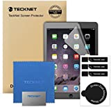 iPad 4 Screen Protector,TeckNet [2-Pack] Ultra Clear High Response 4H Hardness HD Screen Protector Film For Apple iPad 4 Retina Display / iPad 4 / iPad 3 / Apple 2 Generation