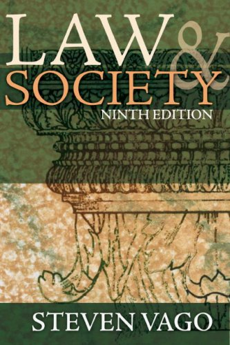 Law and Society: United States Edition