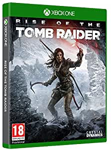 RISE OF THE TOMB RAIDER - ÉDITION COLLECTOR [XBOX ONE]