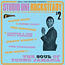 Rocksteady, Soul And Early Reggae At Studio One [Vinilo]