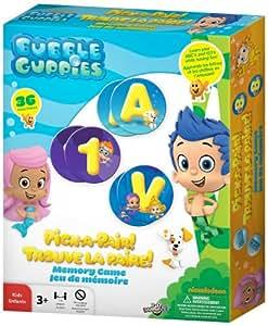 Bubble guppies pick a pair memory game jeux et - Jeux bubble guppies ...