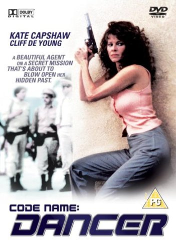 Code Name: Dancer [1987] [DVD] by Kate Capshaw