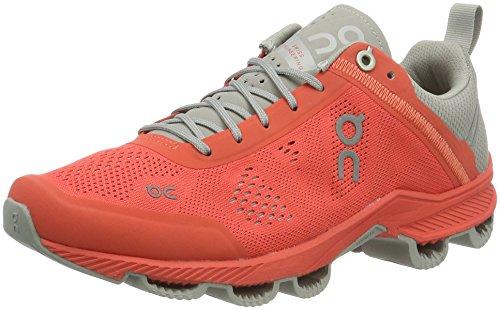 On-Running-Cloudsurfer-W-6-Zapatillas-de-Running-para-Mujer-Rosa-LavaGlacier-37-EU