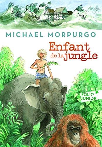 Enfant de la jungle par Michael Morpurgo
