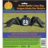 Halloween Garten Monster Riesenspinne aus Tüten ausstopfen 3 Meter großer Horror Schocker Spaß Party Gag