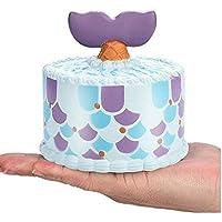 AK. SSI Cute Shark Kuchen Slow Rebound Spielzeug Vent Dekompression Spielzeug