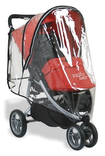 Snap & Snap4 Single Stroller Raincover and Weather Shield by Valco Baby