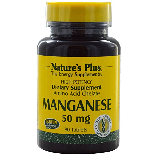 Natur Plus-90 Tabletten (Mangan, 50 mg, 90 Tabletten - Natur plus)