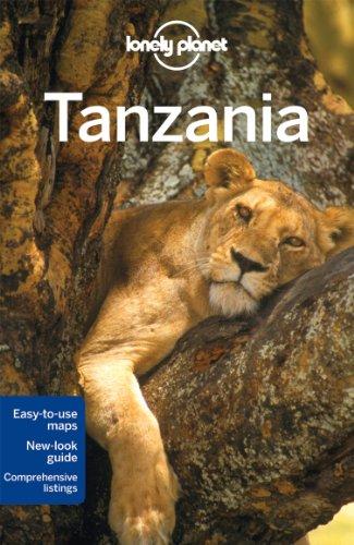 Tanzania (inglés) (Travel Guide)