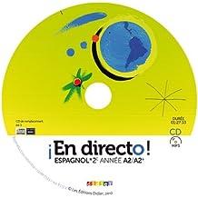 En directo 2e année - CD élève de remplacement by Claude Martin (2012-07-11)
