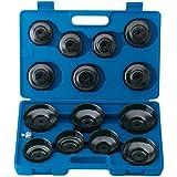Draper 40105 Expert 15 Pce Oil Filter Cup Socket Set
