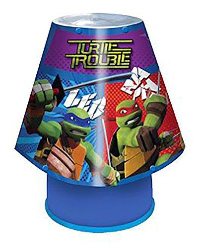 Teenage Mutant Ninja Turtles Kool Lampe (Teenage Mutant Ninja Turtles Schlafzimmer)
