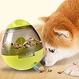 IQ Trainieren Hundenapf , GINKAGO® Haustier Spielzeug Futternapf Pet Food Ball Futter Aktivität Treat Ball für Hunde und Katze , Beste Alternative zur Napf -Fütterung