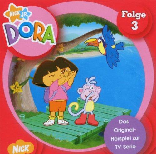 (3) Orig.-Hörspiel Z.TV-Serie (Dora Cd)