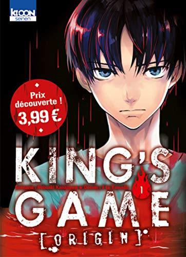 King's Game Origin, Tome 1 :