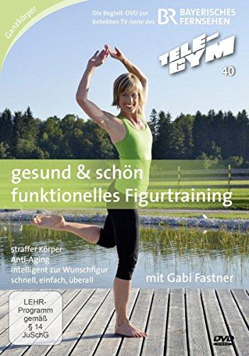 TELE-GYM 40 gesund & schön - funktionelles Figurtraining