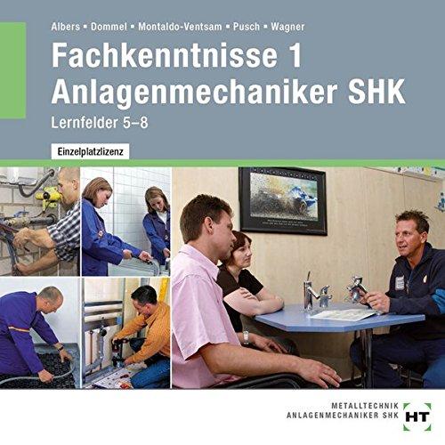 Fachkenntnisse 1 – Anlagenmechaniker SHK