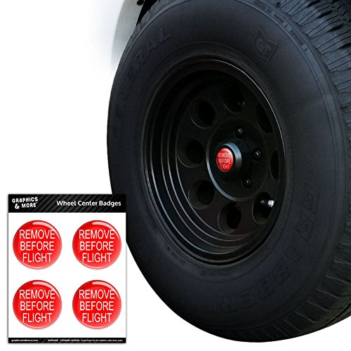 remove-before-flight-airplane-warning-tire-wheel-center-cap-resin-topped-badges-stickers-24-61cm-dia