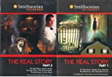 Smithsonian Networks Real Stories Box Set : 5 Episodes - True Stories of Indiana Jones , the Untouchables & Al Capone , James Bond , Escape From Alcatraz , and the Amityville Horror - 232 Minutes
