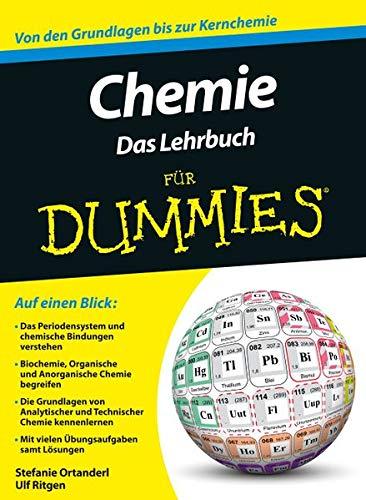 Chemie für Dummies. Das Lehrbuch (Chemie Für Dummies)