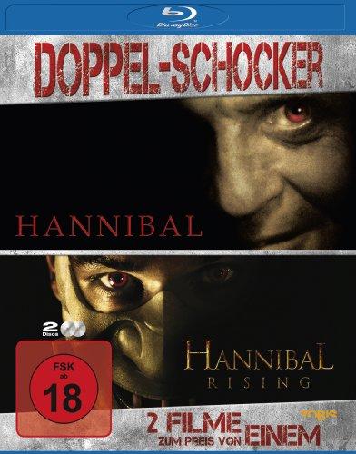 Hannibal/Hannibal Rising [Blu-ray]