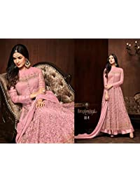 ad09b2157f Amazon.in: Net - Salwar Suits / Ethnic Wear: Clothing & Accessories