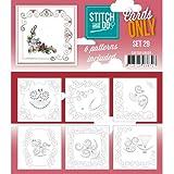 Stitch & Do Cards Only Set 29