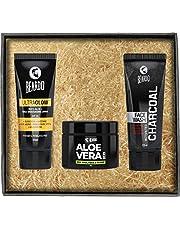 Beardo Aloe Vera Face Glow Combo Set of 3