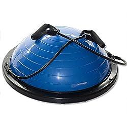 hombre hemisferio Balance ball 60cm Fitness Yoga bola