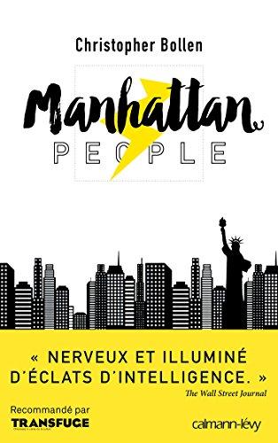 Manhattan people - Christopher Bollen (2016) sur Bookys
