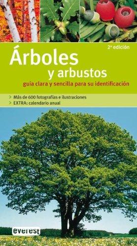 Árboles y arbustos. Guía clara y sencilla para su identificación (Grandes guías de la naturaleza) por Hofmann  Helga