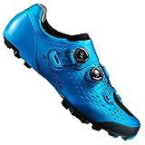 Shimano Zapatillas MTB s-phyre xc9sh-xc900sb Azul Talla 43.5(Zapatillas MTB))
