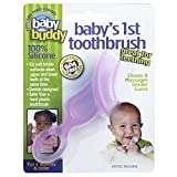 Best Baby Buddy Toddler Toothbrushes - Baby Buddy Baby's 1st Toothbrush (Pink) Review